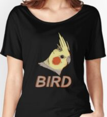 BIRD - Cockatiel Women's Relaxed Fit T-Shirt