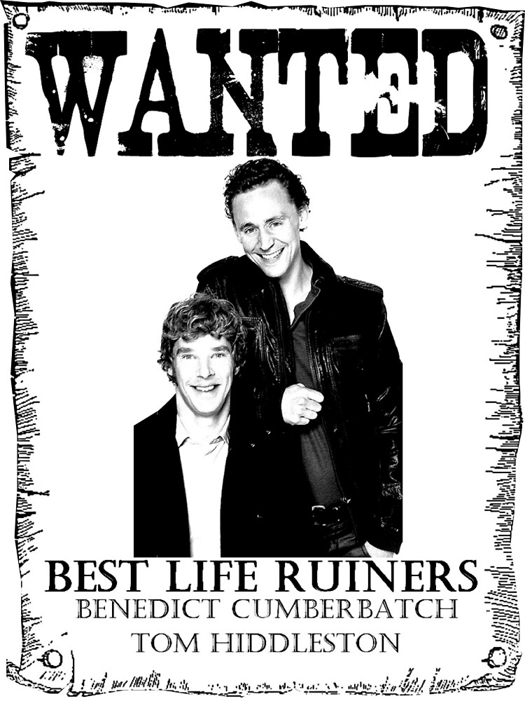 WANTED BEST LIFE RUINERS by Alrescha