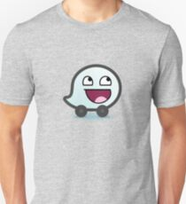 Awesome Waze Face - Boy T-Shirt