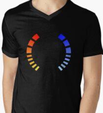 Health Bar Men's V-Neck T-Shirt