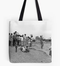 Sad Day for Photojournalism  Tote Bag