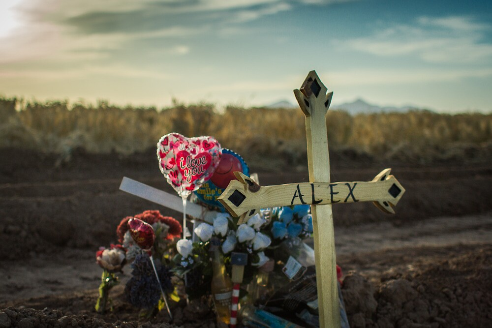 Fieldside Memorial by Randy Turnbow