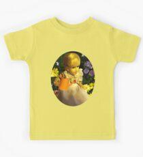 (✿◠‿◠) SUMMER FLOWERS CHILDRENS TEE SHIRT (✿◠‿◠) Kids Clothes