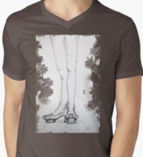 pavement Mens V-Neck T-Shirt