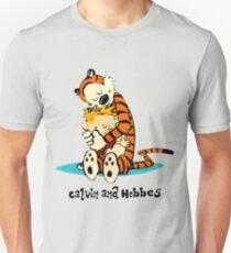 Hug Calvin and Hobbes T-Shirt