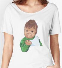 Success Kid Women's Relaxed Fit T-Shirt