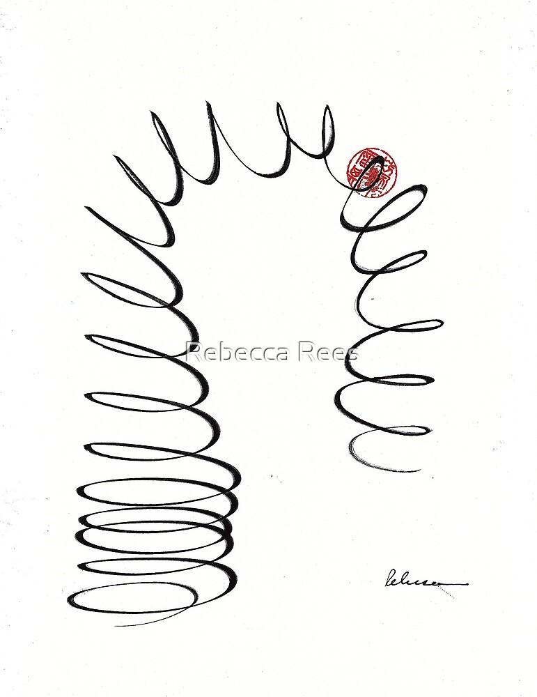 Slinky   by Rebecca Rees