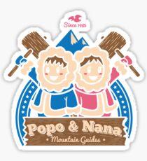 Popo & Nana Sticker