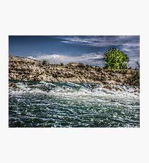 HDR River-Pueblo Colorado Photographic Print