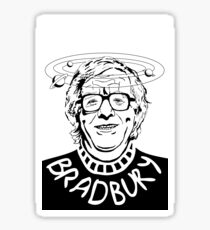 ray bradbury Sticker