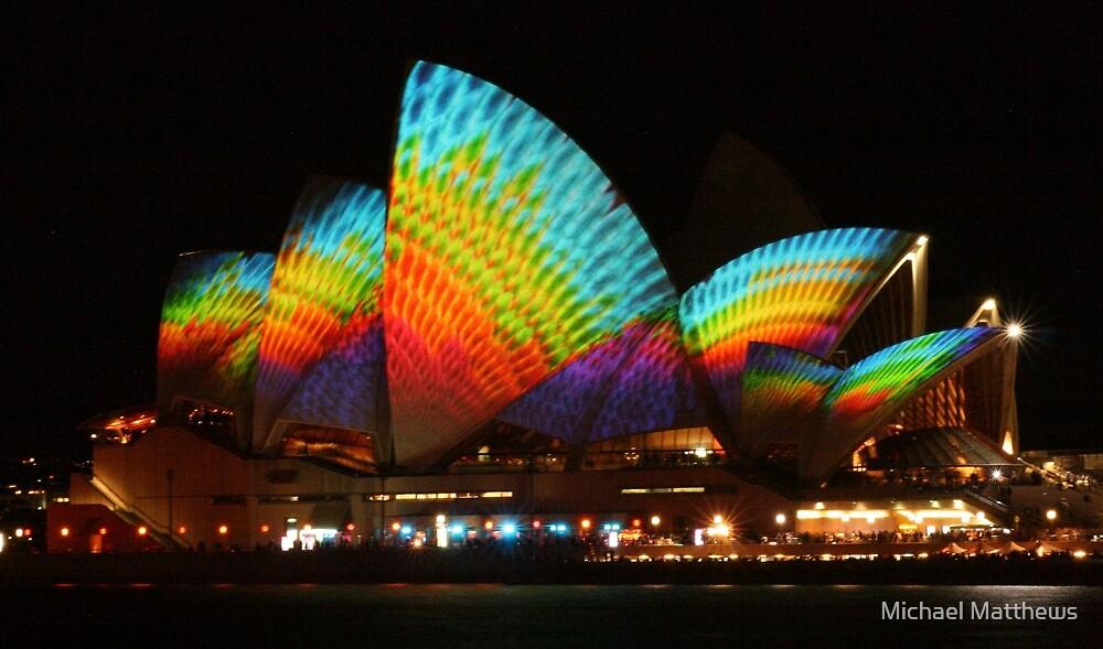 Rainbow Opera House by Michael Matthews