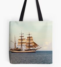"SY ""Picton Castle"" 5 Tote Bag"
