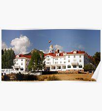 Stanley Hotel, Estes Park,Colorado Poster