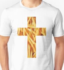 Fries - Cross T-Shirt