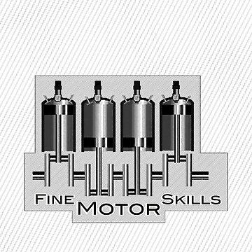 Mechanical Advantage (Fine Motor Skills) by RonMarton