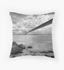 """The Humber"" Throw Pillow"