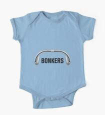 Bonkers 'Bars for T-shirts! One Piece - Short Sleeve