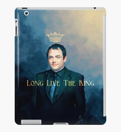 The King Of Hell ♥ iPad Case/Skin