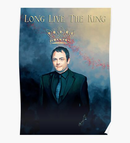 The King Of Hell ♥ Poster