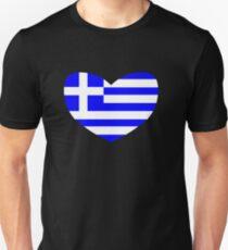 Love Greece Unisex T-Shirt