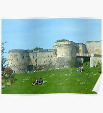 Caen Castle 2 Poster