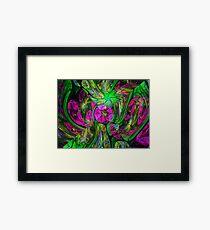 Jungle Trend Framed Print