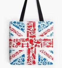 British and Proud Tote Bag