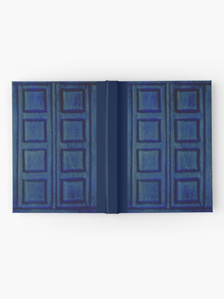 Alternate view of Blue Book Hardcover Journal