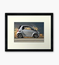 Smart Car I Framed Print