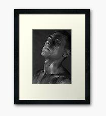 Chris 1 Framed Print