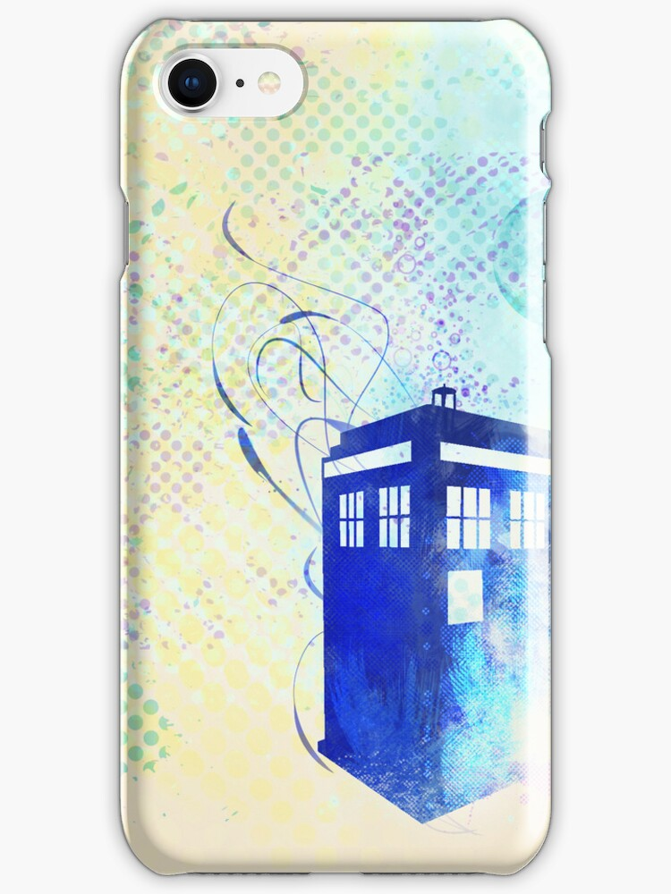 Pop Tardis by Caitwyn