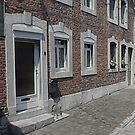 Houses in Aubel, Belgium. by alaskaman53