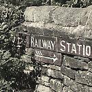 Now Leaving on Platform 1 by spottydog06