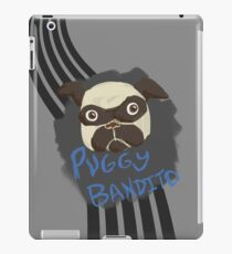 Puggy Bandito iPad Case/Skin