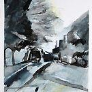 Elm Road 2 by Richard Sunderland