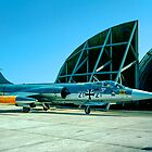 Fiat RF-104G Starfighter 21+21 by Colin Smedley