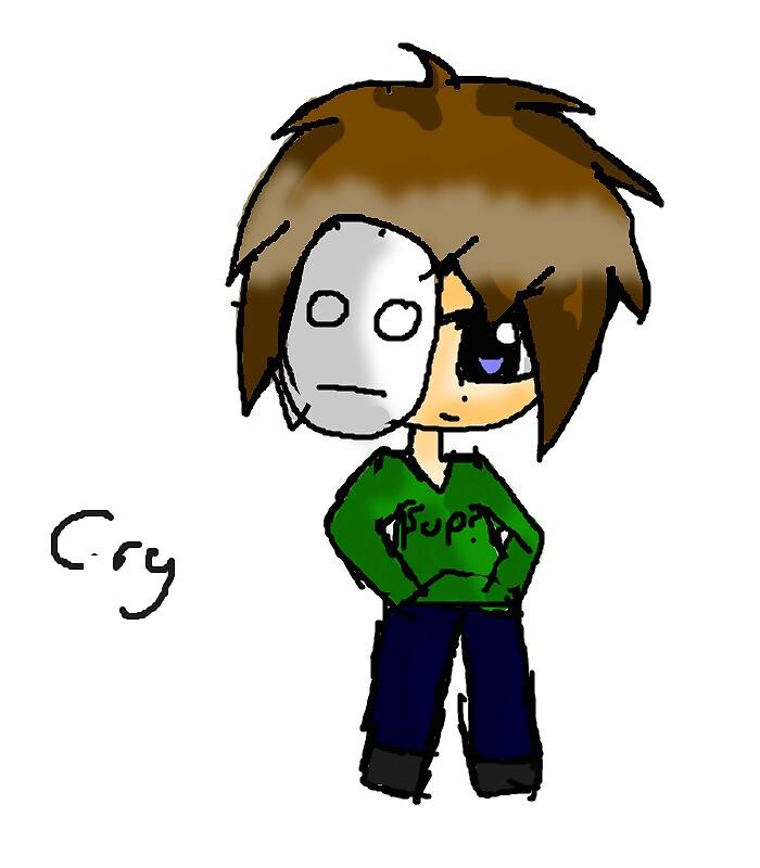 Cry Fan by Chibiheavenz