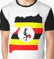 Uganda Graphic T-Shirt