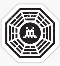 Station 7 - The Invader Sticker