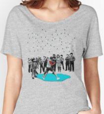 Street Fight Women's Relaxed Fit T-Shirt