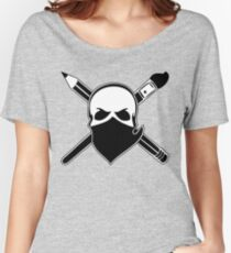 Art Bandit Women's Relaxed Fit T-Shirt