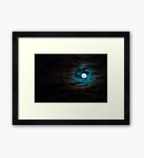 Dark Rising Framed Print
