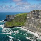 Cliffs of Moher    Ireland by DebbyScott