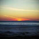 Enniscrone, Sunset. by Maybrick