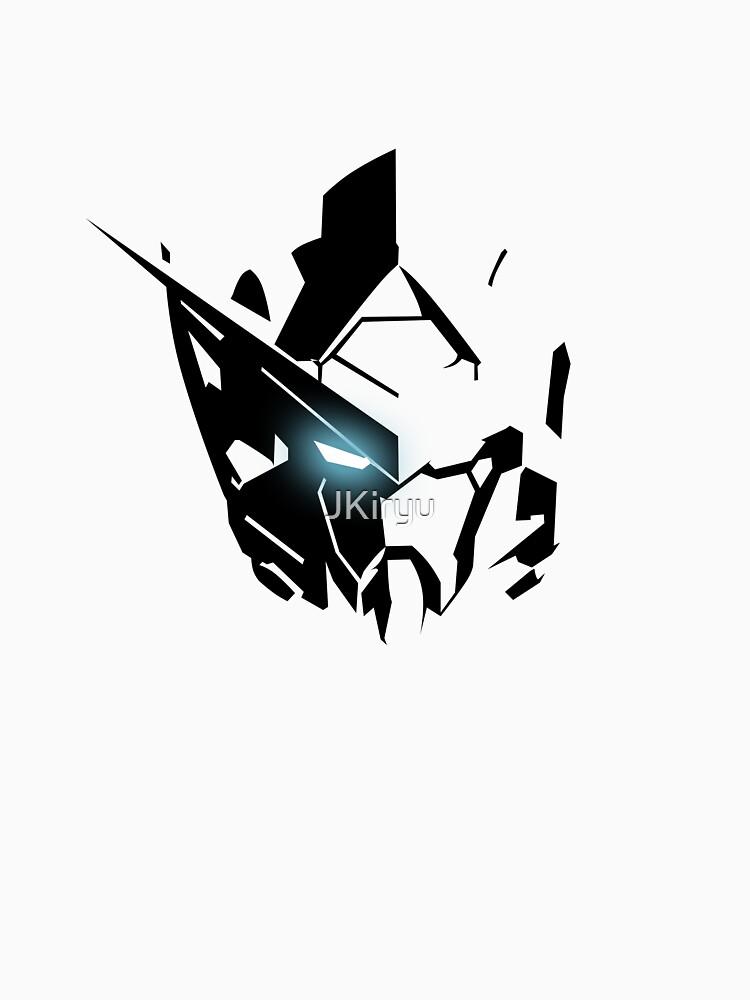 Gundam Exia by JKiryu