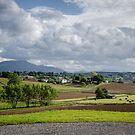 France Pays Basque Landscape  by 29Breizh33