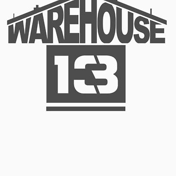 Warehouse 13 by thegadzooks
