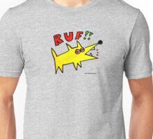 poinky RUF! dawg T shirt Unisex T-Shirt