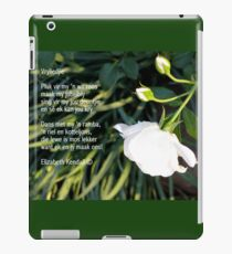 Foto-gedig iPad Case/Skin