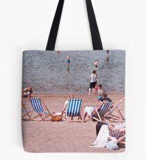 West Coast - A View Tote Bag